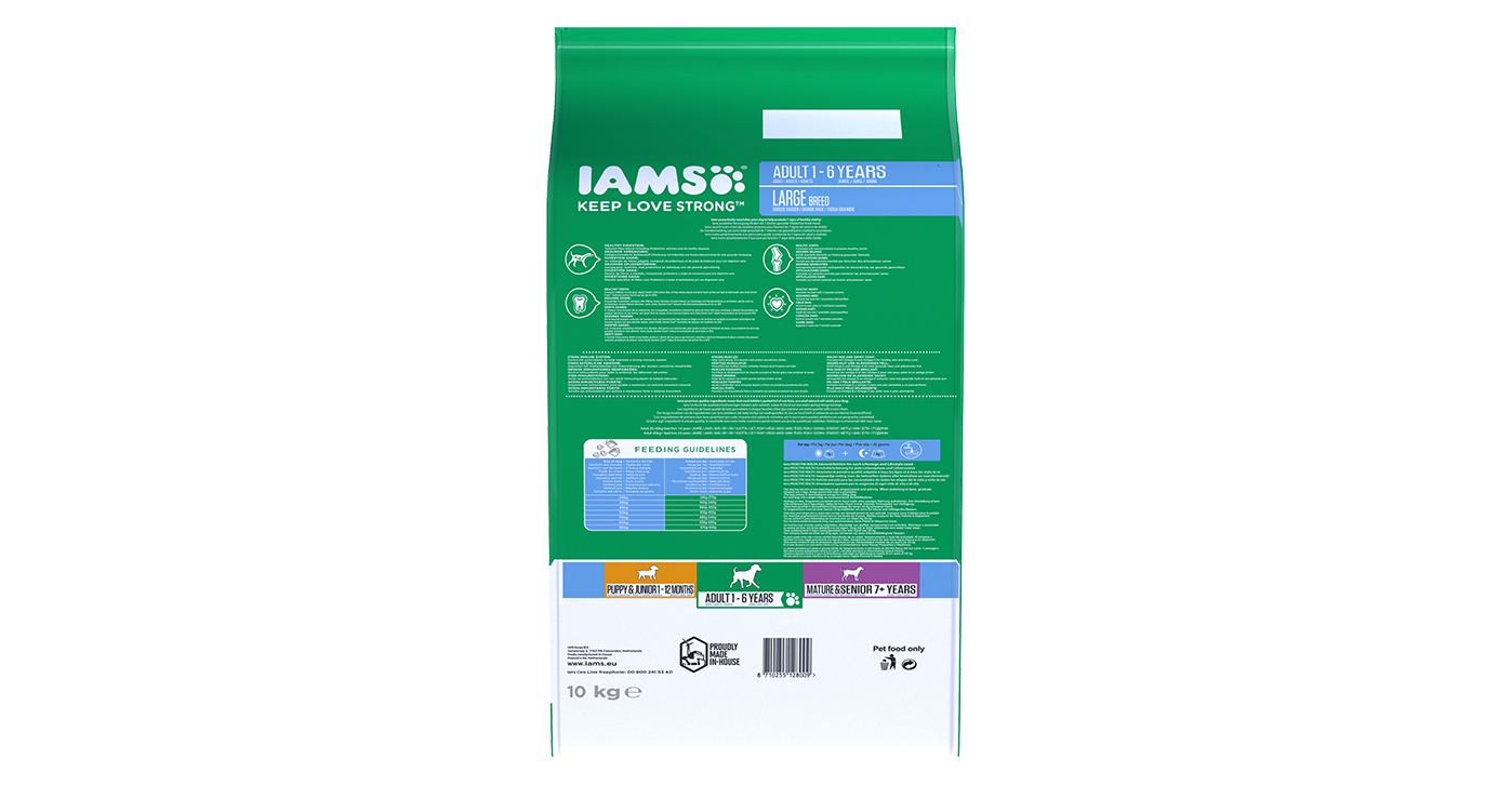 iams large breed adult