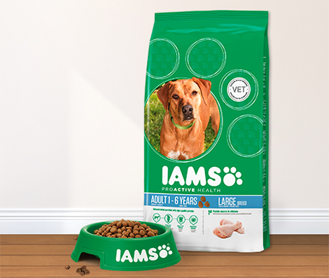 Iams® ProActive Health™ Adult grande race